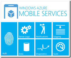 windows azure mobile service